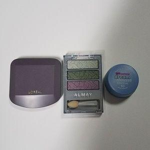 Eyeshadow/Blush makeup bundle